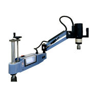 1200w Universal 360anddeg Angle Electric Tapping And Drilling Machine M6-m36 1300mm Ce