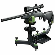 Lead Sled Plus Recoil Reducing Rifle Adjustable Solo Shooting Rest Range Scope