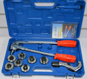 Ct-100a 3/8 To 1-1/8 Od Plumbing Tube Expanding Tool Copper Pipe Expander Kit