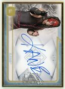 Kane 2020 Topps Transcendent Wwe Autographed Card 1/1