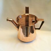 Copper Watering Can Antique Six Pint Example Early 20th Century Good Condition