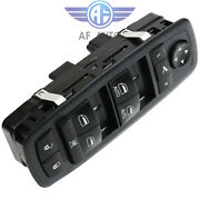 Power Window Master Switch Driver Side Fits For 2012-2015 Dodge Ram 1500 2500