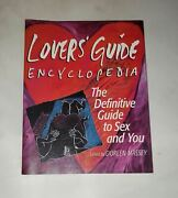 Loversand039 Guide Encyclopedia The Definitive Guide To Sex And You By Doreen Massey