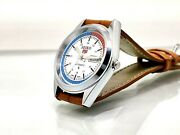 Vintage Seiko5 Automatic Menand039s Japan Wrist Watch Good Looking