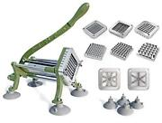 New Star Foodservice 38408 Commercial Grade French Fry Cutter, Complete Combo