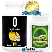 Omnitrition Garcinia Cambogia And Green Coffee Bean Extract Combination, Fast S/h