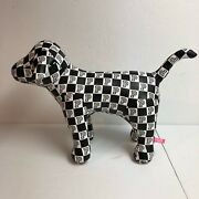 Victoria Secret Pink Fashon Show Dog Limited Edition Checkered 2018 X-large