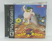 Monster Rancher Hop-a-bout Sony Playstation, 2000 Ps1 Complete W/ Registration