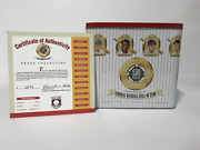 Hall Of Fame Legends Of Baseball 500 Hr Club .999 Silver Coin Set