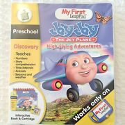 Leap Frog My First Leap Pad Jay Jay The Jet Plane High Flying Adventures New
