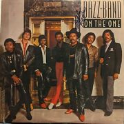 Dazz Band lp Signed/autographed By Bobby Harris 1982 On The One