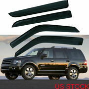 For Ford Expedition 97-17 / Lincoln Navigator 98-17 Window Visor Rain Vent Guard