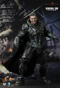 Hot Toys 1/6 Dc Man Of Steel Superman Mms216 General Zod Masterpiece Figure