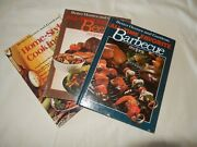 Lot Of 3 1970and039s Better Homes And Gardens Cookbooks Barbecue Home -style Cooking