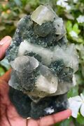 Calcite On Chalcedony Collectibles Rocks Fossils Crystals Minerals Specimens