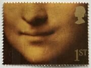 Mona Lisa 1st Class Postage Stamp - Mnh - Postage Combined