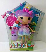 Lalaloopsy Frost I. C. Cone Full Size Doll New