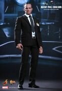 Hot Toys 1/6 The Avengers Mms189 Agent Phil Coulson Movie Action Figure