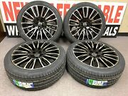 22 Range Rover Autobiography Supercharge Wheels Rep 2018 2020 New Set