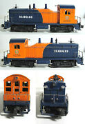 Lionel 6250 Decal Letters 6250 Seaboard Nw2 Switcher - Rare
