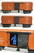 Lionel X3464nyc-0s X3464 Nyc Operating Box Car