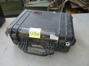 Used Military Pelican Storage Or Shipping Case 20x15x8 Od Perfect For Drone