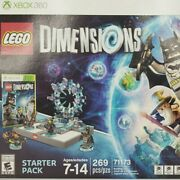 Lego Dimensions Starter Pack Xbox 360 Tt Games 71173 Xbox Live