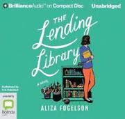 The Lending Library By Aliza Fogelson English Compact Disc Book Free Shipping