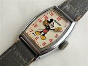 Ingersoll Mickey Mouse Watch Antique