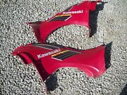 2005 Kawasaki Brute Force 750 4x4 Side Covers Panels Fenders Left And Right Kvf750