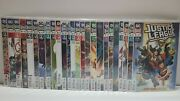 Justice League Collection W/variants And Keys Dc Comics Nm 25 Issues