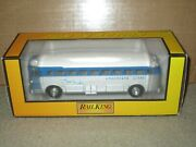 Rail King Mth Electrical Trains Greyhound Bus Die-cast 30-50118 Brand New Sealed