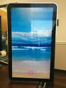 Android Double Sided Advertising Screen 23in