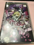 Psp Fate/extra Ccc Instructions With Seals44