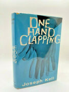 Signed 1st Anthony Burgess Writing As Joseph Kell One Hand Clapping