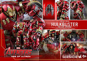 Hot Toys 1/6 Avengers Age Of Ultron Mms510 Hulkbuster Deluxe Version 21 Figure