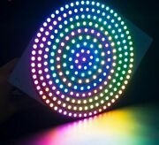 Diy Round Modules Built-in Rgb Addressable Led Circle Arduino Ring High Quality