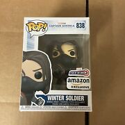 Funko Pop Marvel The Winter Soldier Year Of The Shield Pre Order