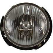 New Left Halogen Head Lamp Assembly Fits Jeep Wrangler 2007-2017 Ch2502175