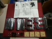Nos Victory Motorcycles Oem Mounting Kit Lock And Ride Windshield 2876374-2876375