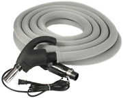 Cen-tec Systems 99702 Central Vacuum 35 Foot Universal Connect Electric Hose And