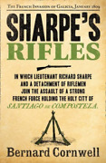 Sharpes Rifles The French Inva Uk Import Book New