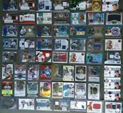 Sports Cards Mystery Hot Pack Autograph Gu Patch Rc Guaranteed 2-3 Hits Read