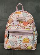 Loungefly Smoko Mini Backpack Nwt Rare Sold Out Hard To Find