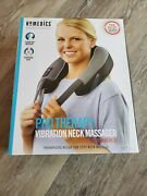 Homedics Pro Therapy Vibration Neck Massager With Soothing Heat