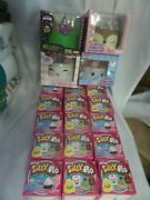 Genuine Silly Squishies Bundle Of 19 15 Full Set Silly Poos New Rare