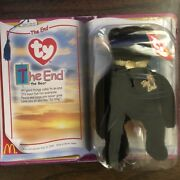 The End Beanie Baby
