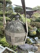 Ww2 Former Japanese Army Water Bottle Junk Free Shipping From Japan  M4739