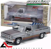 Greenlight 13563 118 1981 Gmc Sierra Classic 1500 65th Indy 500 Official Truck