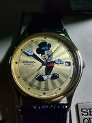Vintage Mickey Mouse Sun Burst New In Box With Tags